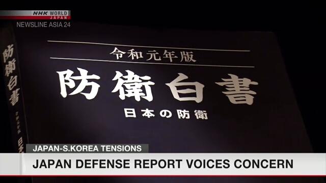 В ежегодном оборонном докладе Японии особый упор делается на космическую и кибербезопасность