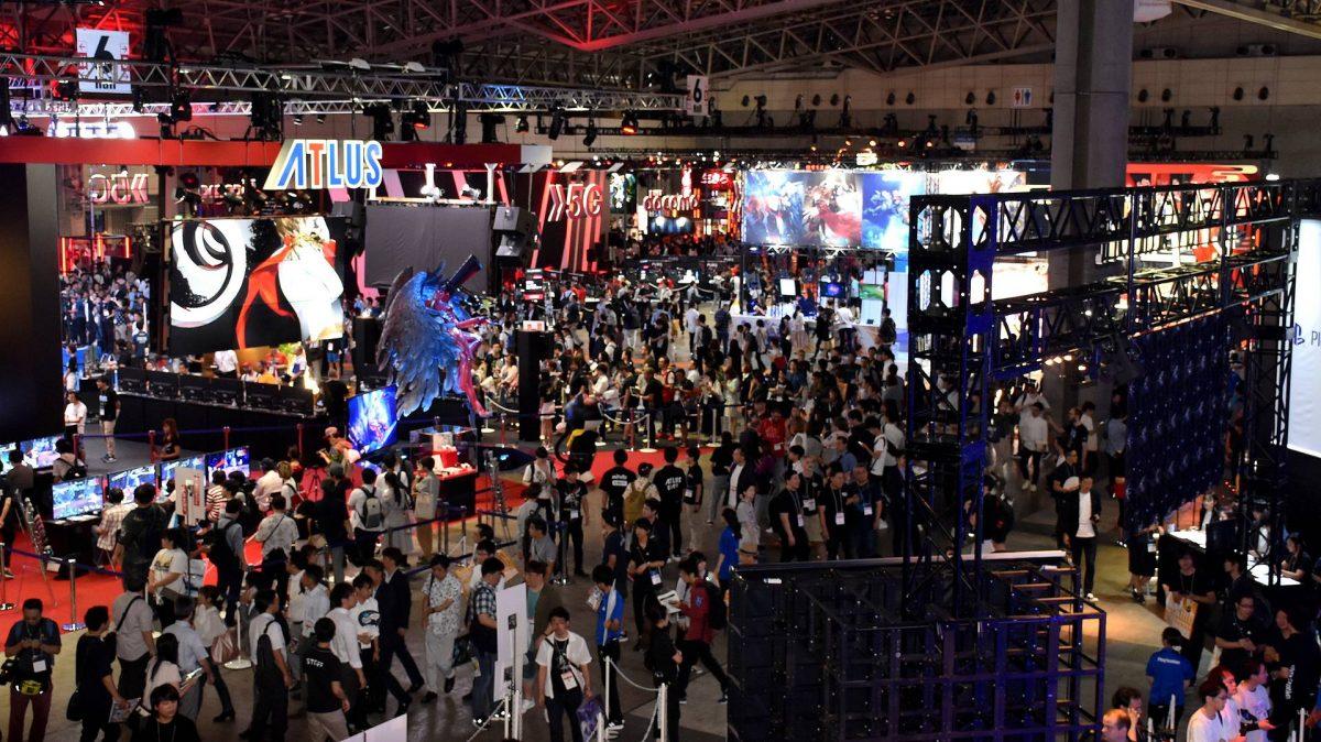 В Японии открылась выставка Tokyo Game Show