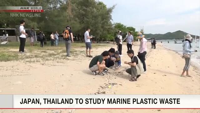 Ученые Японии и Таиланда изучат загрязнение океана пластиковыми отходами