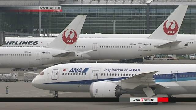 Более трети авиарейсов между Японией и Южной Кореей было отменено с марта этого года