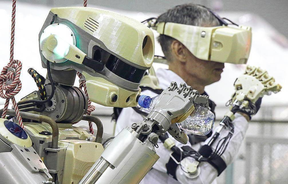 Россия и Япония могут создать совместного космического робота