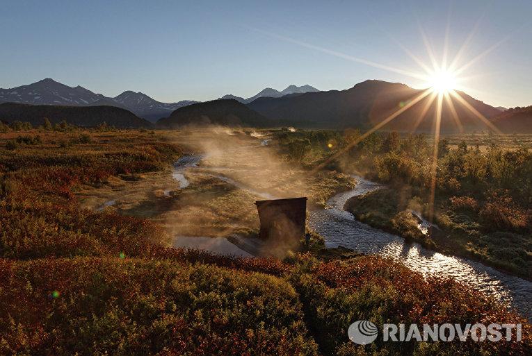 Hokkaido Shimbun (Япония): туры на таинственную Камчатку, горячие источники и аборигены. PR в Японии и крупномасштабное развитие