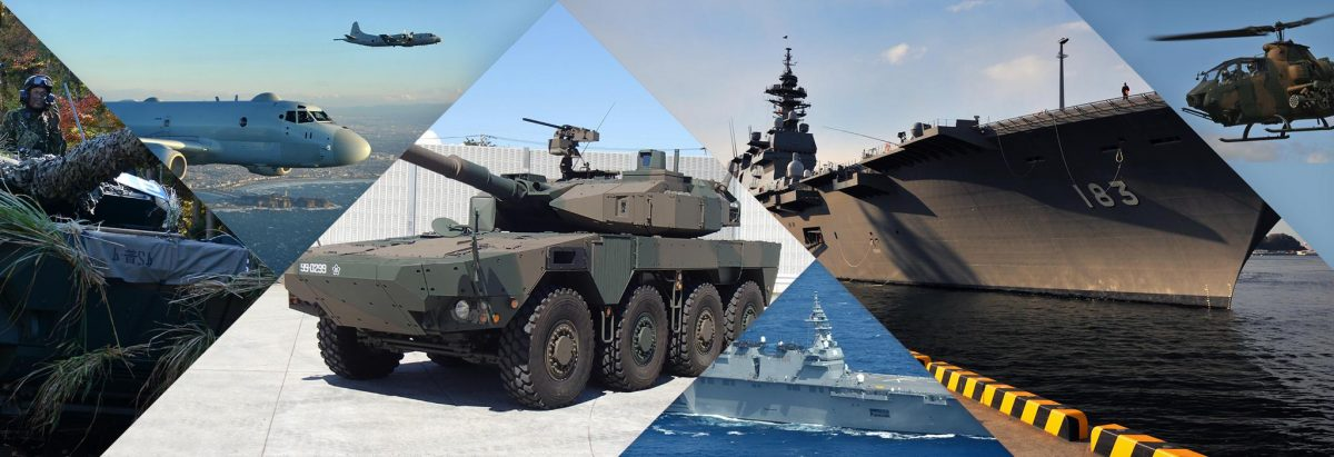 В Японии открылась выставка оборонных технологий DSEI Japan