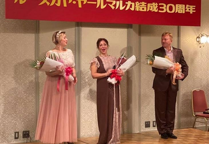 Японцы влюбились в русскую музыку, блины и гречку