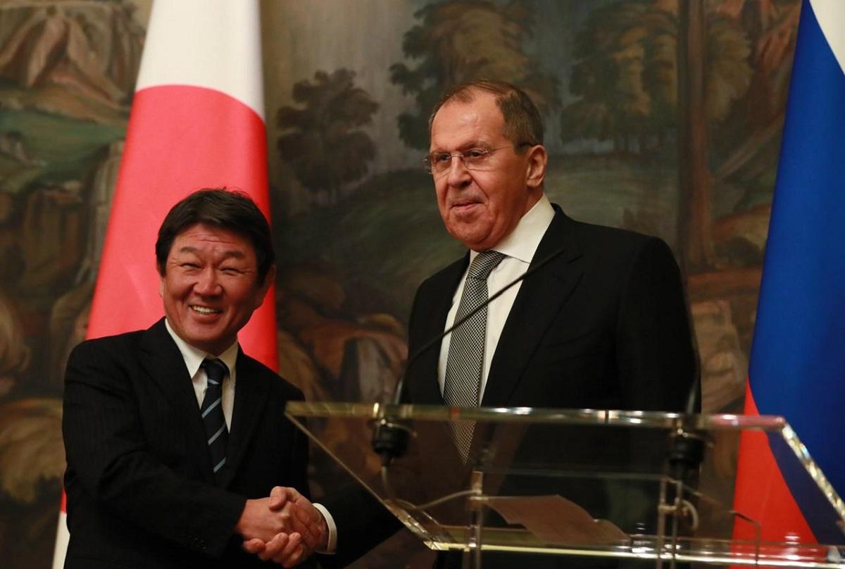 Заявление для СМИ Министра иностранных дел Российской Федерации С.В.Лаврова по итогам переговоров с Министром иностранных дел Японии Т.Мотэги, Москва, 19 декабря 2019 года