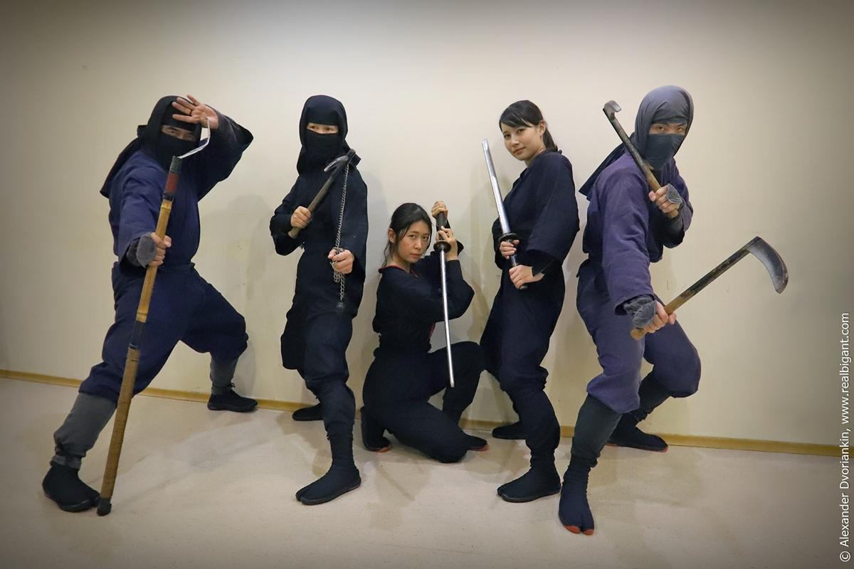 «История ниндзя»