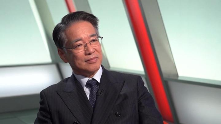 Глобальный разговор. Посол Японии в России Тоёхису Кодзуки
