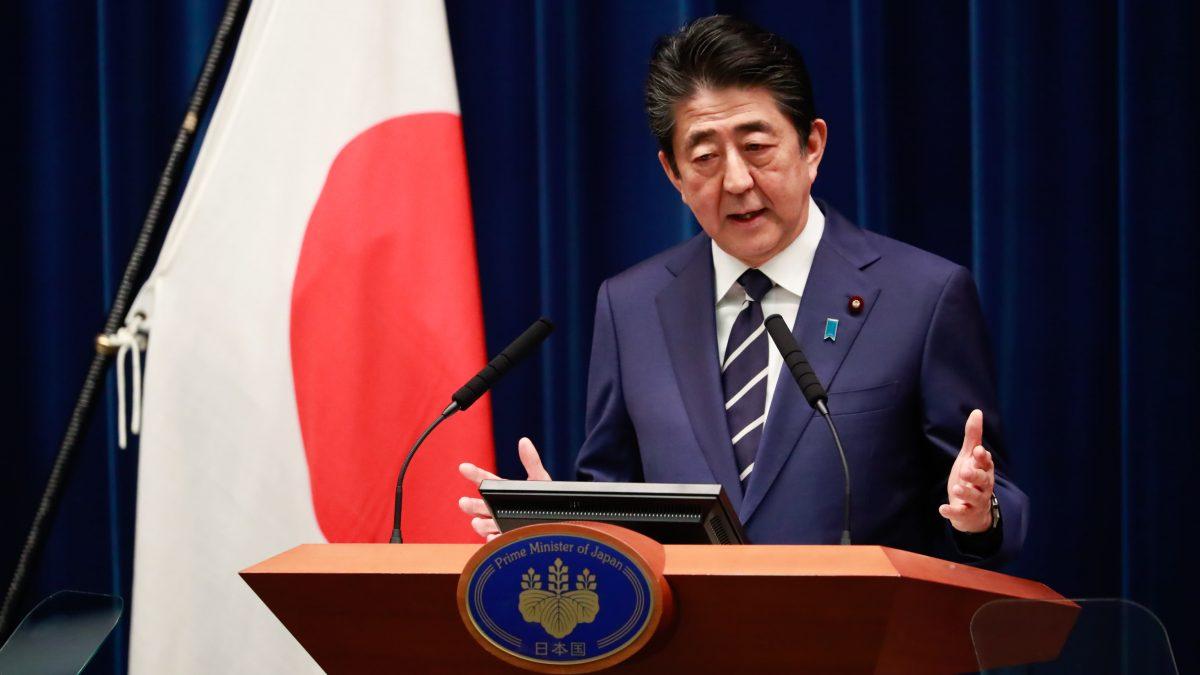 В Японии заявили, что отсрочка Олимпиады не связана с политическими планами Синдзо Абэ